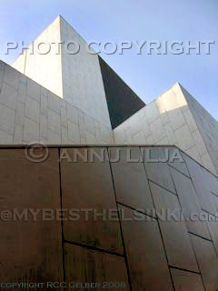 Finlandia house - Photo © Annu Lilja. All Rights Reserved.