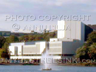 Finlandia House. - Photo © Annu Lilja. All Rights Reserved.