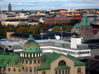 Helsinki_City_View_From_Torni. Photo © Annu Lilja 2008 -