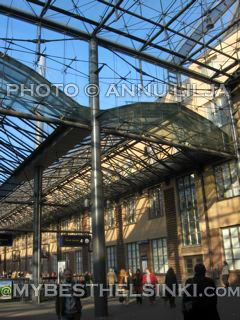 Railway_Station_Glass_structures. Photo © Annu Lilja 2008 -