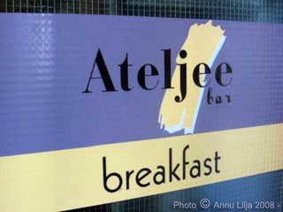 Ateljee_Bar_Helsinki. Photo copyright My Best Helsinki & Annu Lilja 2008