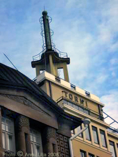 Hotel Torni tower Bar, Helsinki. Photo copyright My Best Helsinki & Annu Lilja 2008