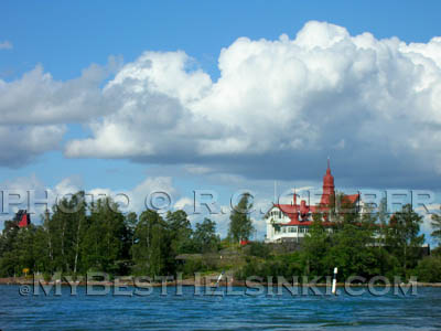 The island of Luoto - Klippan, Helsinki.  - - All photos ©  RC Gelber. All Rights Reserved.