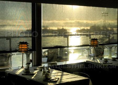 Stunning view form Hotel Breakfast room. - All photos © RC Gelber. All Rights Reserved.